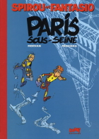 Paris-sous-Seine - more original art from the same book