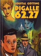 Pigalle 62.27 - more original art from the same book