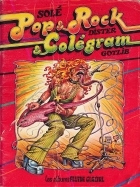 Pop & Rock & Colégram - more original art from the same book