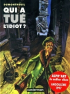 Qui a tué l'idiot ? - more original art from the same book