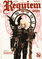 Olivier Ledroit - Requiem Chevalier Vampire - Resurrection