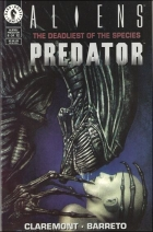Eduardo Barreto - Aliens/Predator: The Deadliest of the Species (1993) - Sacrifice