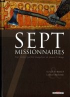 Sept missionnaires - more original art from the same book