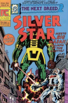 Jack Kirby - Silver Star (1983) - Silver Star Meets Big Masai! Goliath of the Ghetto