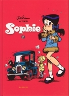 Sophie : 1965-1969 - more original art from the same book