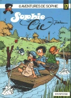 Sophie et Cie - more original art from the same book