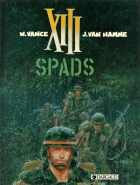SPADS - more original art from the same book