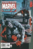 Bill Sienkiewicz - Ultimate Marvel Team-up (2001) - Spider-Man & Punisher & Daredevil