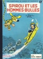 Spirou et les hommes-bulles - more original art from the same book