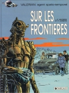 Sur les frontières - more original art from the same book