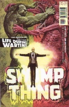 Enrique Breccia - Swamp Thing (2004) - Swamp Thing 5