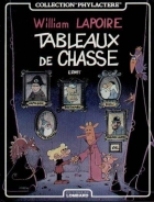 Tableaux de chasse - more original art from the same book