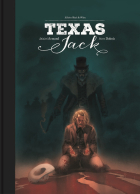 Texas Jack - more original art from the same book