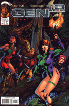 Aaron Lopresti - Gen13 Bootleg - The Castle Of Doctor Monstro! Part 1