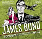John McLusky - The Complete James Bond: Goldfinger - The Classic Comic Strip Collection 1960-66