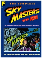 Wally Wood - Complete Sky Masters of The Space Force (The) - The complete Sky Masters of the space force