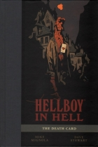 Mike Mignola - Hellboy in Hell (2012) - The Death Card (SDCC 2014 Edition)