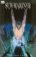 Esad Ribic - Sub-Mariner: The Depths (2008) - The Depths
