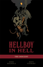 Mike Mignola - Hellboy in Hell (2012) - The Descent