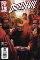 Michael Lark - Daredevil (1998) - The devil in cell-block d part 3