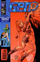 Ed Benes - Gen13 V2 - The Fairchild Trilogy part 2: Genesis Redux