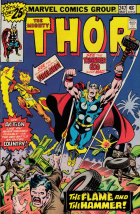 Joe Sinnott - Thor (1966) - The Flame and the Hammer!