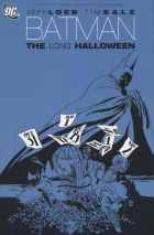 The long halloween - more original art from the same book