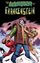 John Buscema - Monster of Frankenstein (The) (2015) - The Monster of Frankenstein