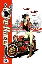 Sean Gordon Murphy - Café Racer (2014) - The Sean Murphy apprenticeship