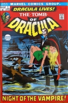 Tom Palmer Sr - Tomb of Dracula (The) (Omnibus) - The Tomb of Dracula Omnibus volume 1