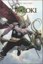 Esad Ribic - Loki (Marvel Graphic Novels) - Thor/Loki