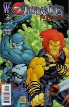 Ed Benes - Thundercats The Return - Thundercats The Return #2