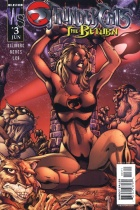 Ed Benes - Thundercats The Return - Thundercats The Return #3