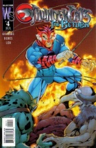 Ed Benes - Thundercats The Return - Thundercats The Return #4