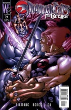 Ed Benes - Thundercats The Return - Thundercats The Return #5