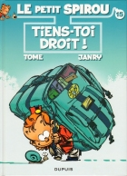 Tiens-toi droit ! - more original art from the same book