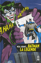 Neal Adams - Batman : la légende (Neal Adams) - Tome 2