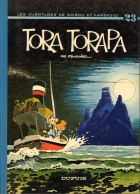Tora Torapa - more original art from the same book