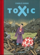 Toxic - more original art from the same book