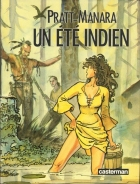 Un été indien - more original art from the same book