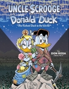 Don Rosa - Walt Disney Uncle Scrooge and Donald Duck (2014) - Volume 5: the richest duck in the world