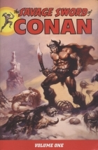 John Buscema - Savage sword of Conan (The) (2007) - Volume One