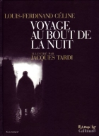 Voyage au bout de la nuit - more original art from the same book