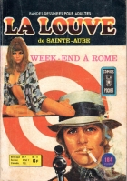 Renaud - Louve (La) (3e Série - Comics Pocket) - Week-end à Rome