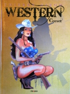 Western - Corset - more original art from the same book
