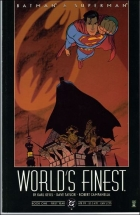 Dave Taylor - Batman & Superman: World's Finest (1999) - Year one : different worlds