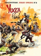 Yucca Ranch - more original art from the same book