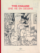 Yves Chaland Une vie en dessins - more original art from the same book
