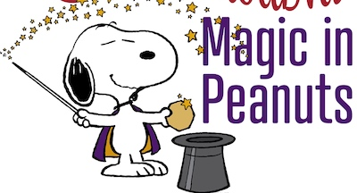 Abracadabra! Magic in Peanuts