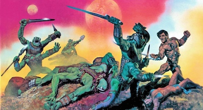 Richard Corben - Embodying imagination